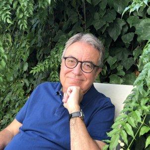 Antoni Batista, autor d'ETA i nosaltres/Cedida per Antoni Batista
