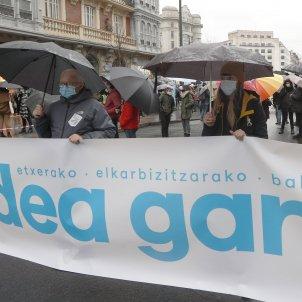 manifestacion sare presos eta bilbao - efe