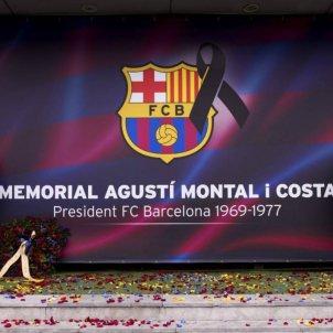 memorial Agusti Montal   FCB