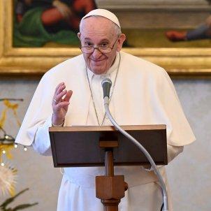 papa francisco  I angelus 2021 - Efe
