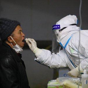 detección casos coronavirus china efe