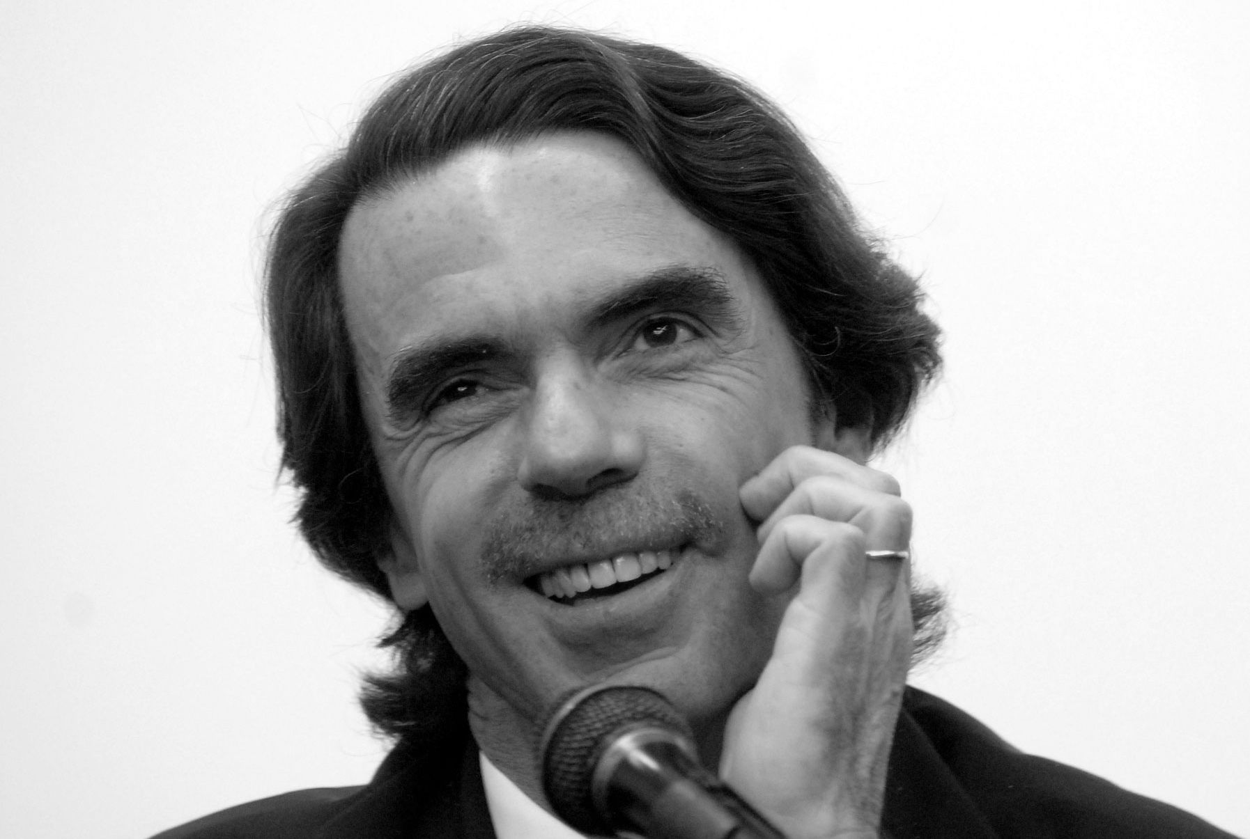 Jose María Aznar efe