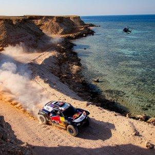 Carlos Sainz Dakar EFE