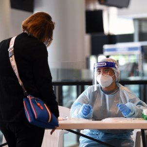 coronavirus test efe