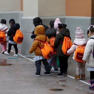 tornada escola nadal coronavirus EFE