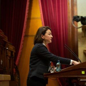 Eva Granados PSC Parlament - David Zorrakino - Europa Press