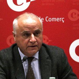 Jaume Fàbrega, presidente Consell de Cambres de Catalunya ACN