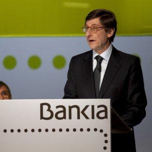 Goirigolzarri Bankia