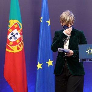 La ministra de Sanitat portuguesa, Marta Temido EFE