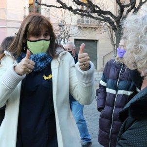 Laura Borràs Mollet del Vallès ACN