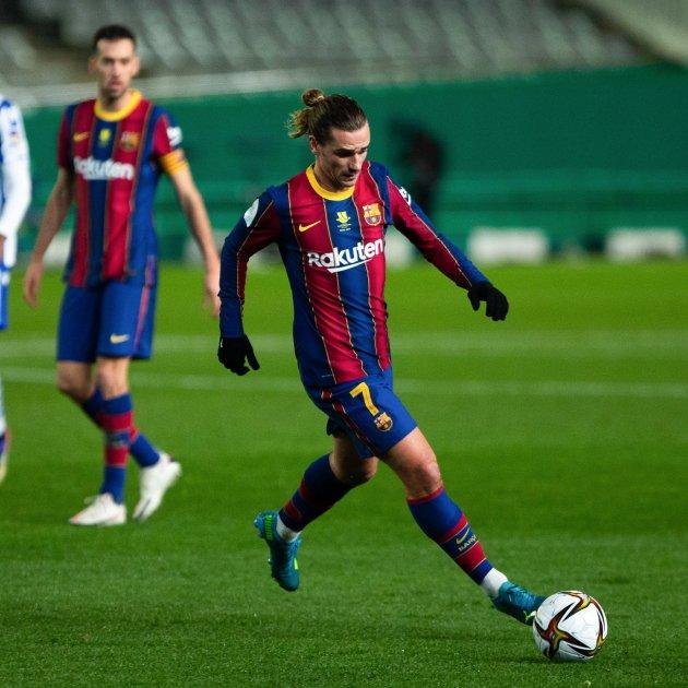 Barça Real Sociedad Supercopa Griezmann / Europa Press