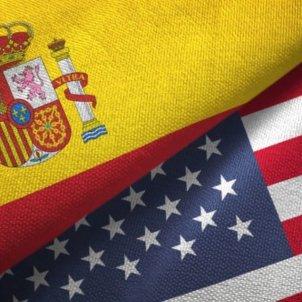USA ESP banderes