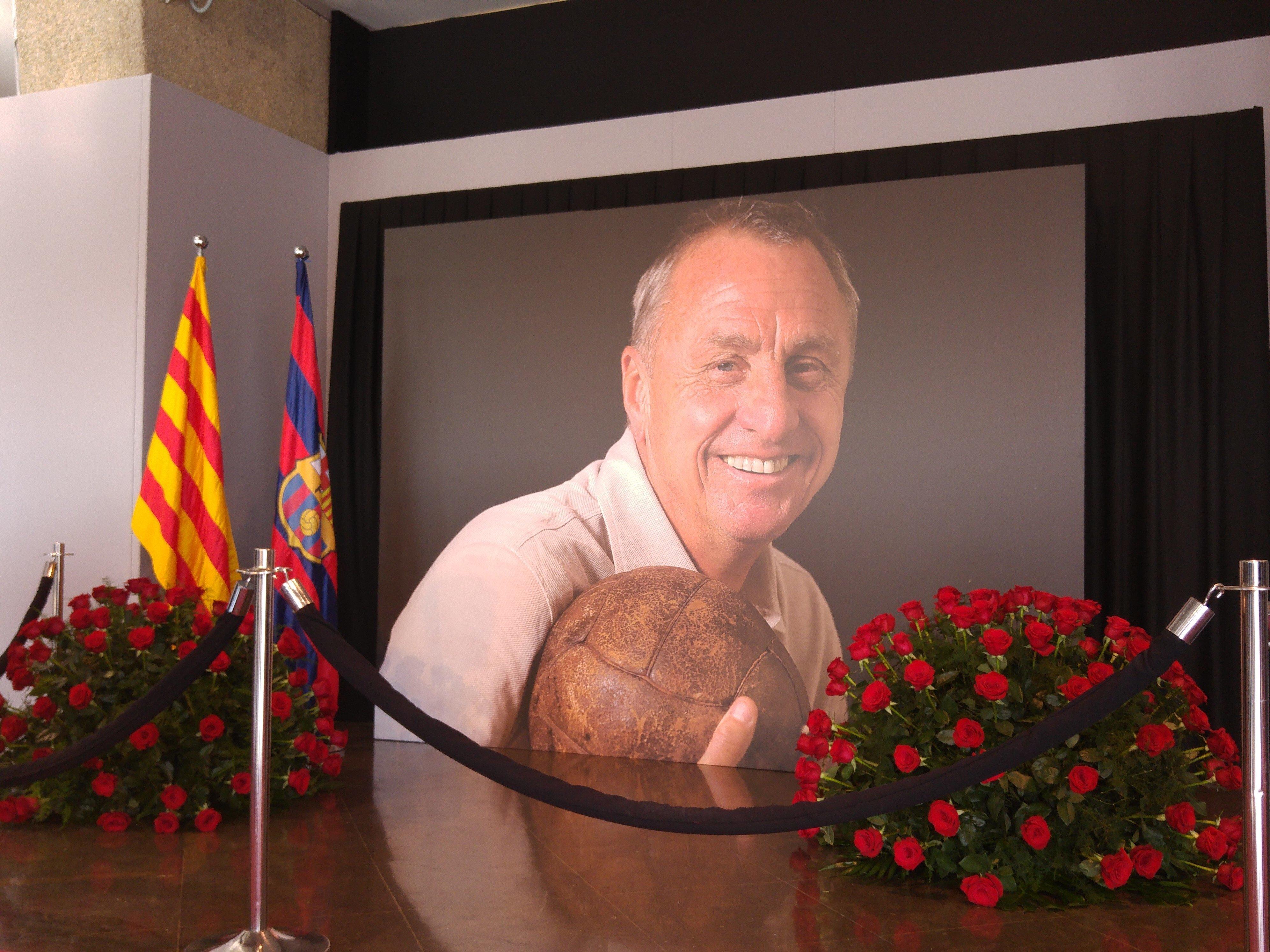 Johan Cruyff Homenatge Camp Nou (Castellbó)