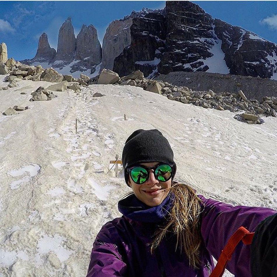 selfie aventura Instagram