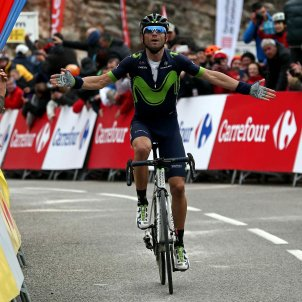 Alejandro Valverde Volta Catalunya EFE