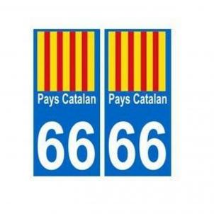 matrícula 66 pays catalan E.N