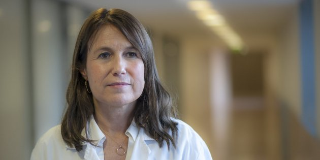 Cristina Capdevila Hospital Bellvitge Directora