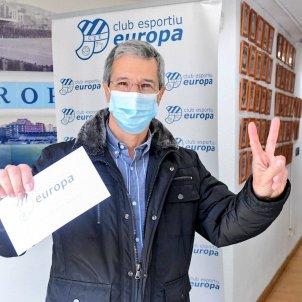Victor Martinez president CE Europa @CEEuropa