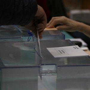Urna Elecciones - ACN