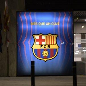 FC Barcelona Barça escut Maria Contreras Coll