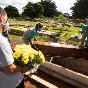 coronavirus brasil muertes efe