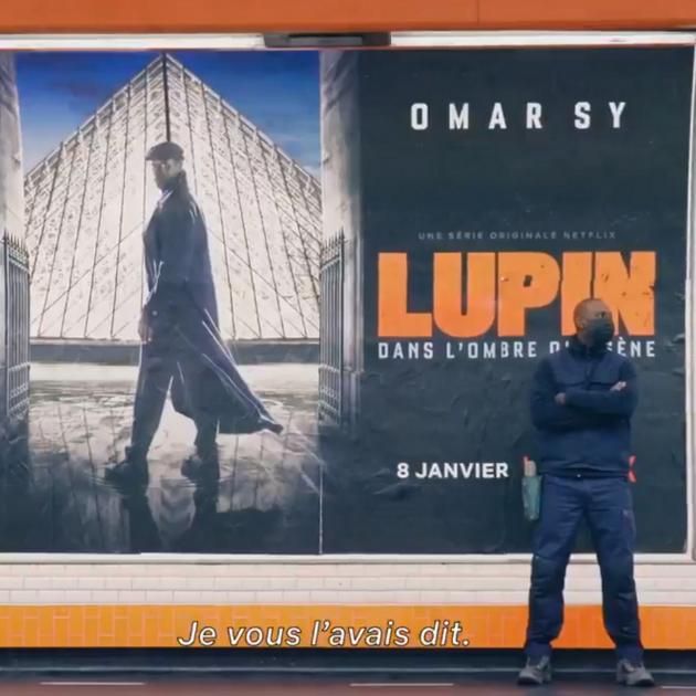 lupin netflix @NetflixFR