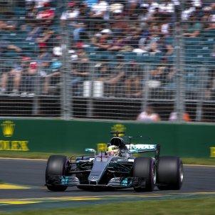 Lewis Hamilton Austràlia Albert Park Fórmula 1 Efe
