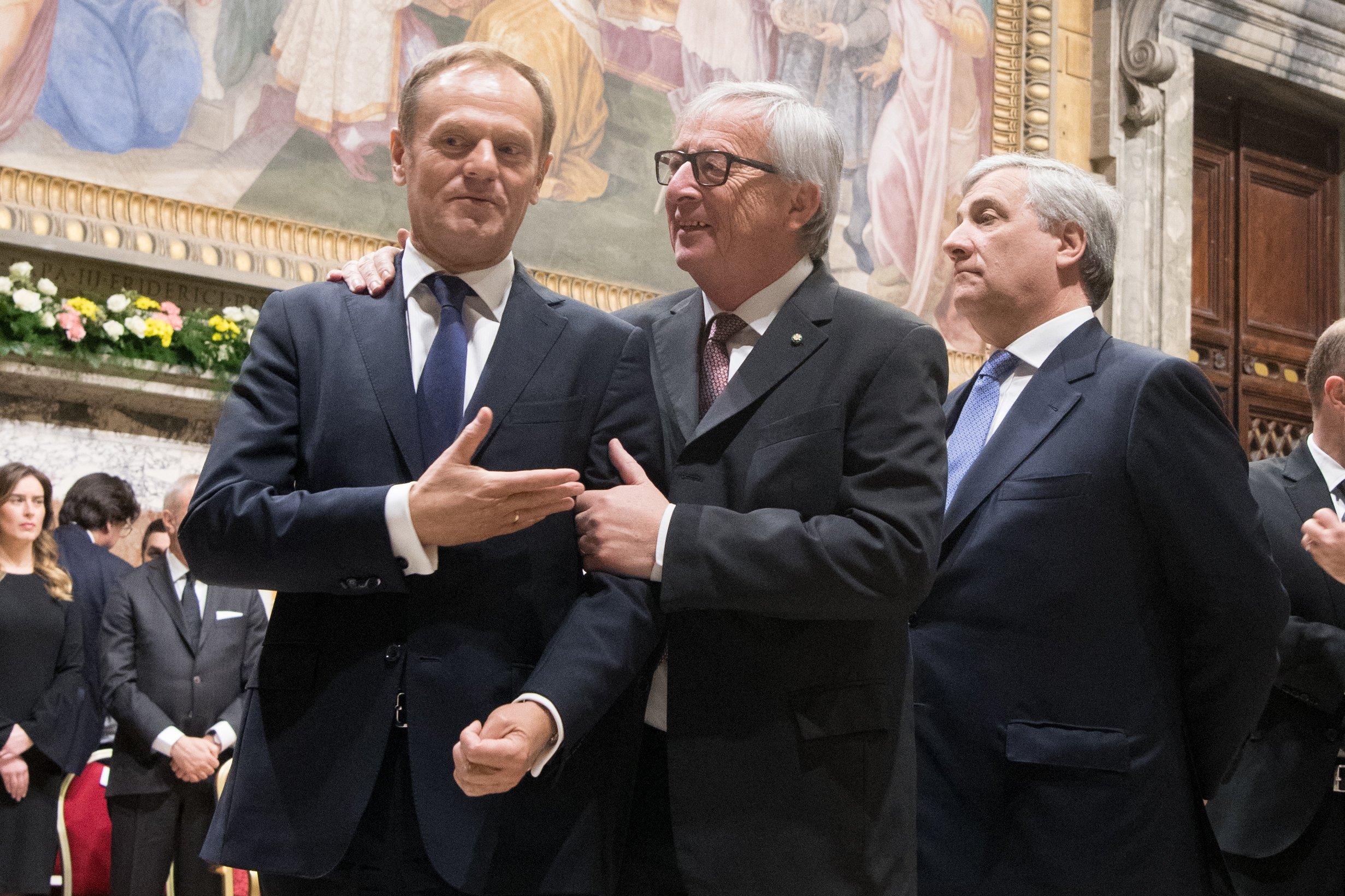 ANIVERSARI TRACTAT ROMA - UE
