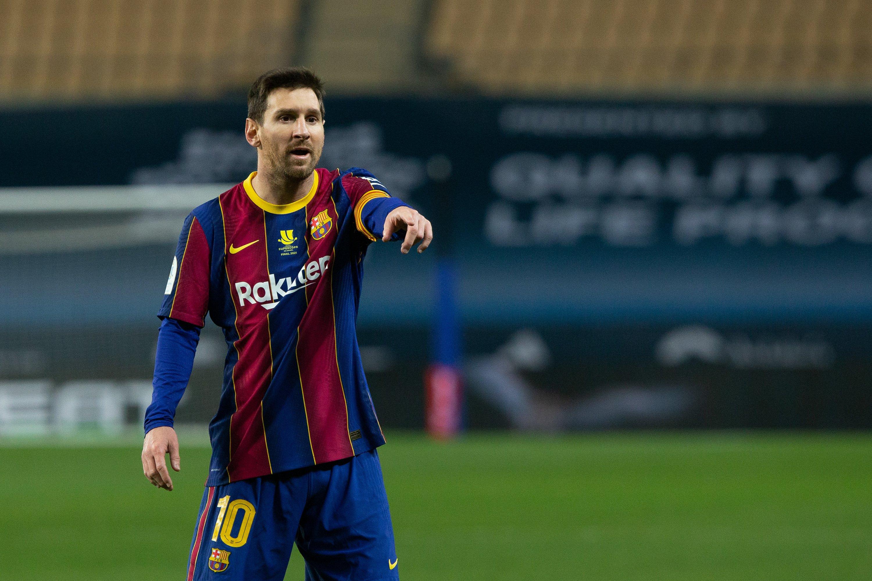 Qué dijo el acta sobre la expulsión de Messi y cuántos partidos recibirá de  sanción?