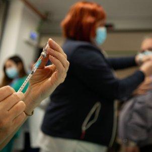 vacuna coronavirus efe