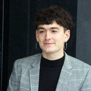 Pol Guasch, ganador del Premi Llibres Anagrama/ACN