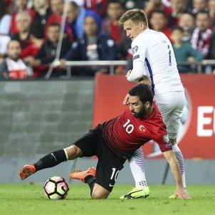 Arda Turan Turquia EFE