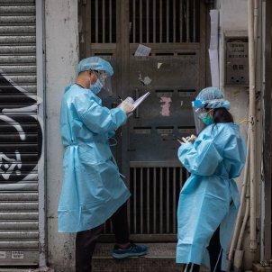 coronavirus hong kong efe