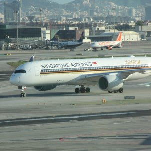 Avió singapore airline ACN