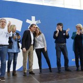 Puigdemont Mas Rigau Ortega Homs - ACN