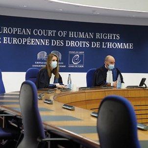 Tribunal Drets Humans Europeu @ECHR CEDH