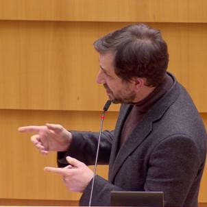 Comín Parlament Europeu 19/I captura