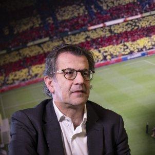 Toni Freixa Presidenciable Barça - Sergi Alcazar