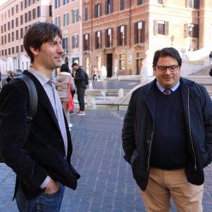 Gambús i Solé a Roma ACN
