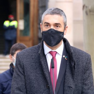 Bernat Solé conseller exteriors ACN