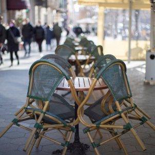 terrazas bares restaurantes cerrados Covid EFE