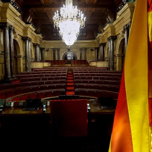 Hemiciclo Parlament de Catalunya EFE