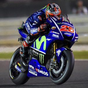 Maverick Viñales Yamaha Qatar EFE