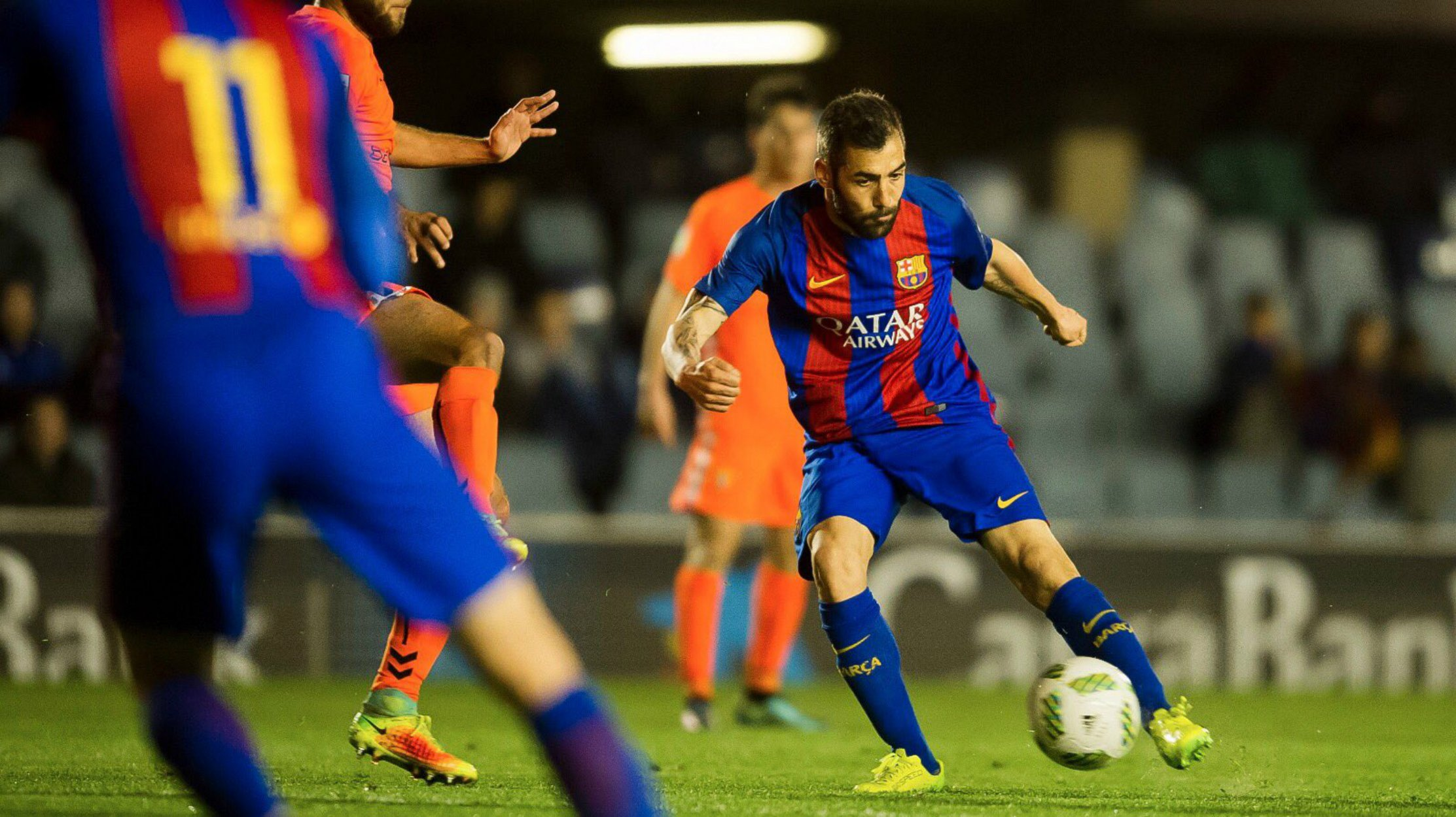 Alberto Perea Barça filial   EFE