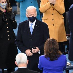 toma posesion Joe Biden presidente estados unidos - Efe