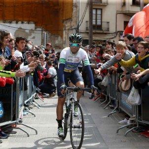 Alejandro Valverde Volta EFE