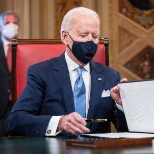 Joe Biden Capitoli - efe