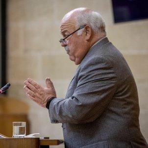 El conseller de Sanitat andalús, Jesús Aguirre EFE