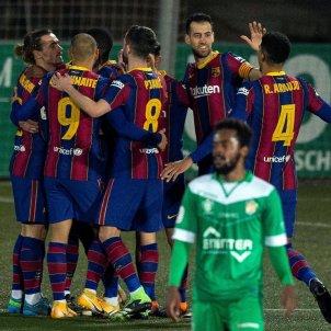 Barça Cornellà EFE