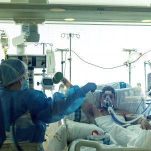 UCi hospital Bellvitge coronavirus Efe